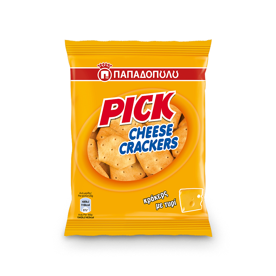 Image of Pick Cheese Crackers