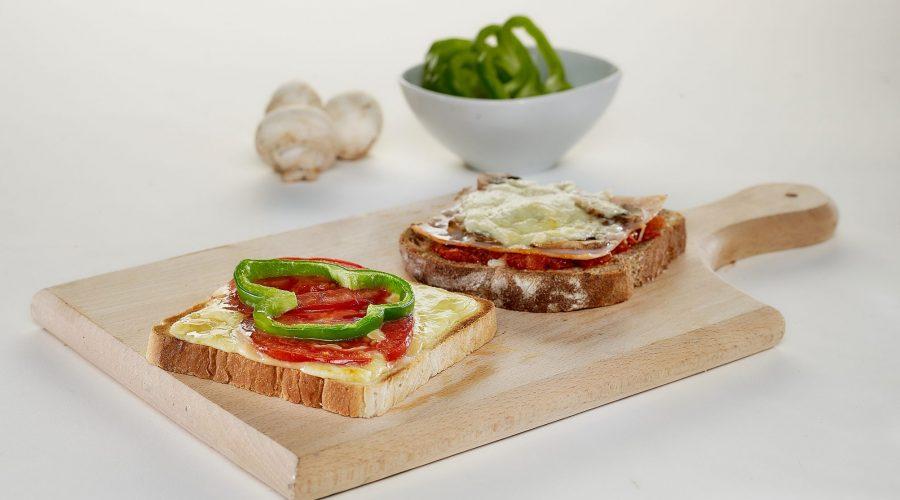 Top slider image for Πιτσάκια με ψωμί Γεύση2 Σίτου και ψωμί Χωριανό Ολικής Άλεσης