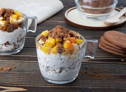 Featured image for Ελαφρύ και δροσερό πρωινό με ΠολυΔημητριακά μπισκότα κακάο χωρίς ζάχαρη