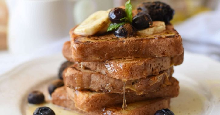 image for French toast με Ψωμί σε φέτες Παπαδοπούλου Χωρίς Γλουτένη