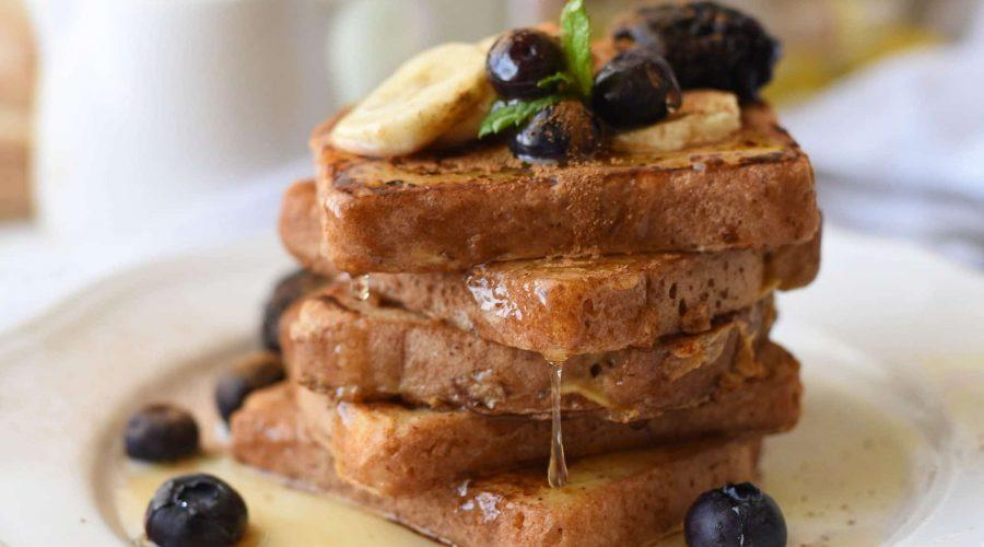 Top slider image for French toast με Ψωμί σε φέτες Παπαδοπούλου Χωρίς Γλουτένη