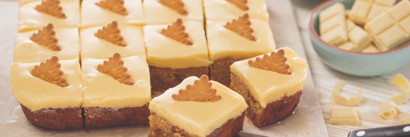 Top section image for Συνταγές με τα αγαπημένα μπισκότα Πτι Μπερ!