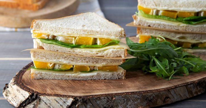 image for Χορταστικό & υγιεινό σάντουιτς με Ψωμί Plus