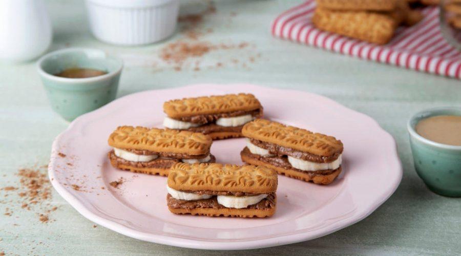 Top slider image for Παιδικά «σάντουιτς» με μπισκότα ΜΙΡΑΝΤΑ 30% λιγότερη ζάχαρη