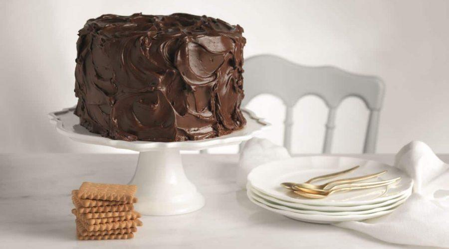 Top slider image for Σοκολατένιο fudge κέικ με Πτι Μπερ Παπαδοπούλου