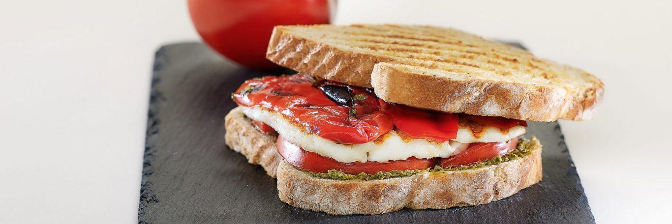 Top section image for Λαχταριστά σάντουιτς με εξαιρετικό ψωμί!