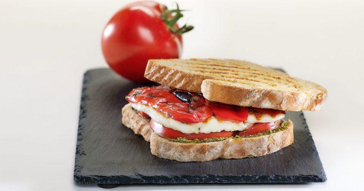 image for Veggie Πειρασμός με Ψωμί Χωριανό Παπαδοπούλου