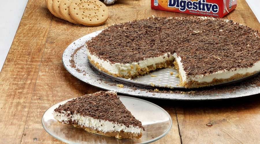 Top slider image for Ginger cheesecake με Digestive Παπαδοπούλου