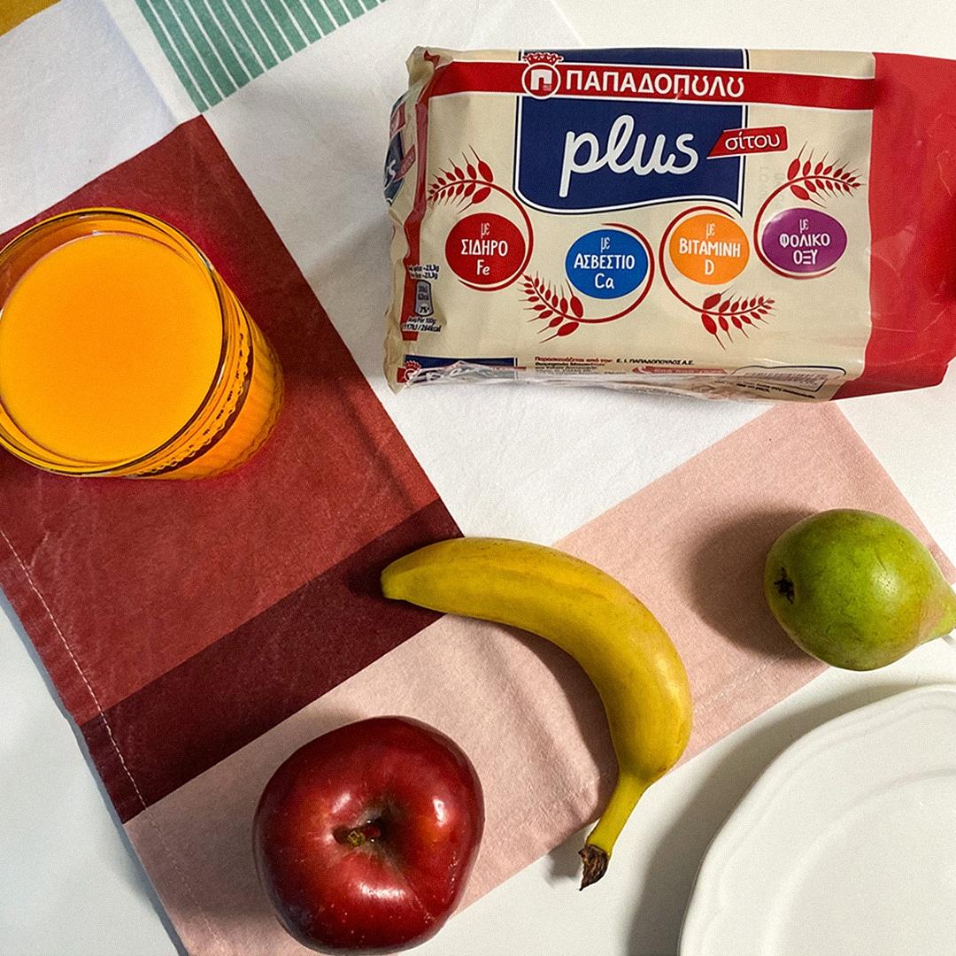 Image for Εμπλουτισμένο ψωμί του τοστ Plus, αξία στην καθημερινή μας διατροφή!
