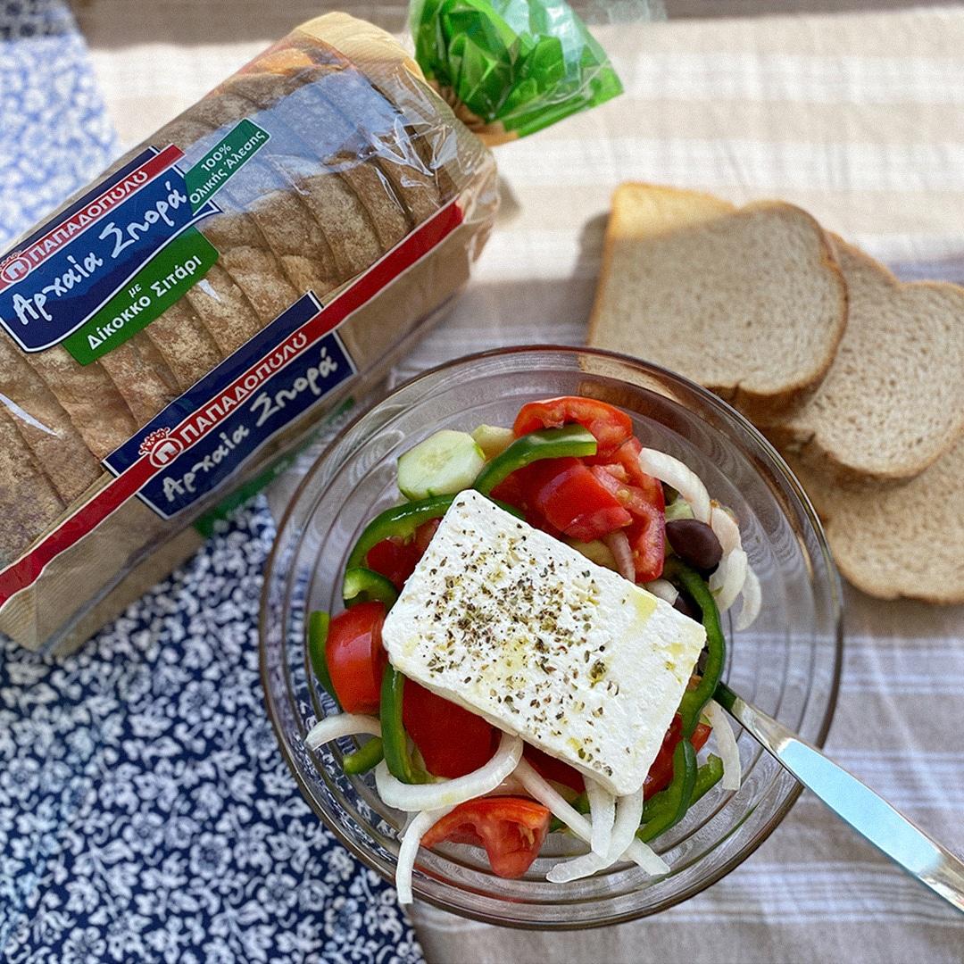 image for Αρχαία Σπορά με Δίκοκκο Σιτάρι στο μεσημεριανό τραπέζι!