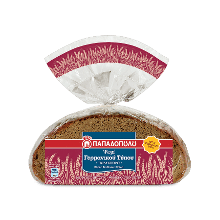 Product Image of Ψωμί Γερμανικού τύπου Πολύσπορο