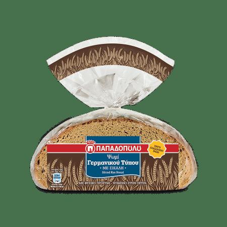 Product Image of Ψωμί Γερμανικού τύπου με Σίκαλη