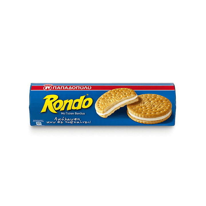Product Image of Rondo με γεύση βανίλια