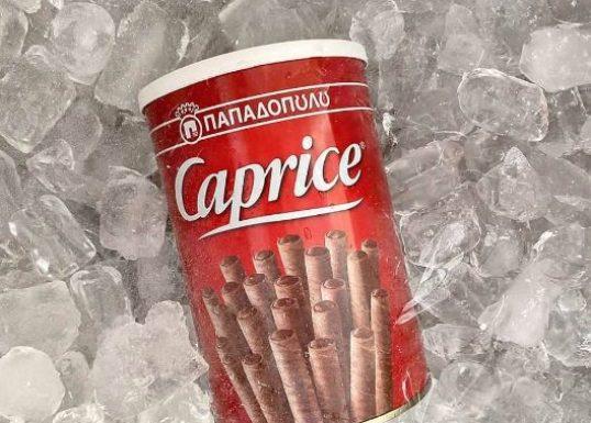 Image for Caprice στην κατάψυξη, παγωμένη απόλαυση!
