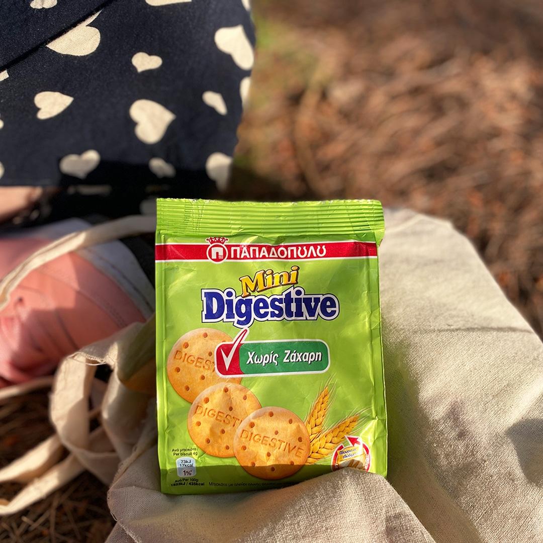 image for Mini Digestive, το σνακ σου και στο βουνό!