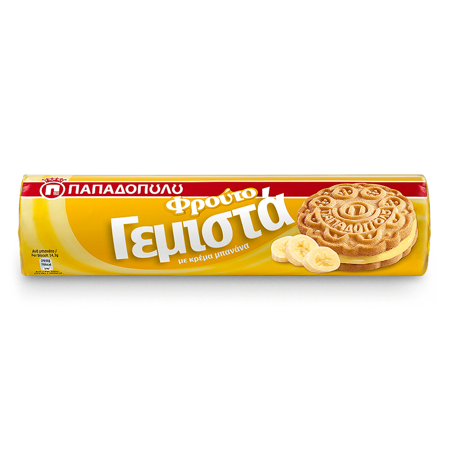 Product Image of ΦρουτοΓεμιστά με κρέμα μπανάνας