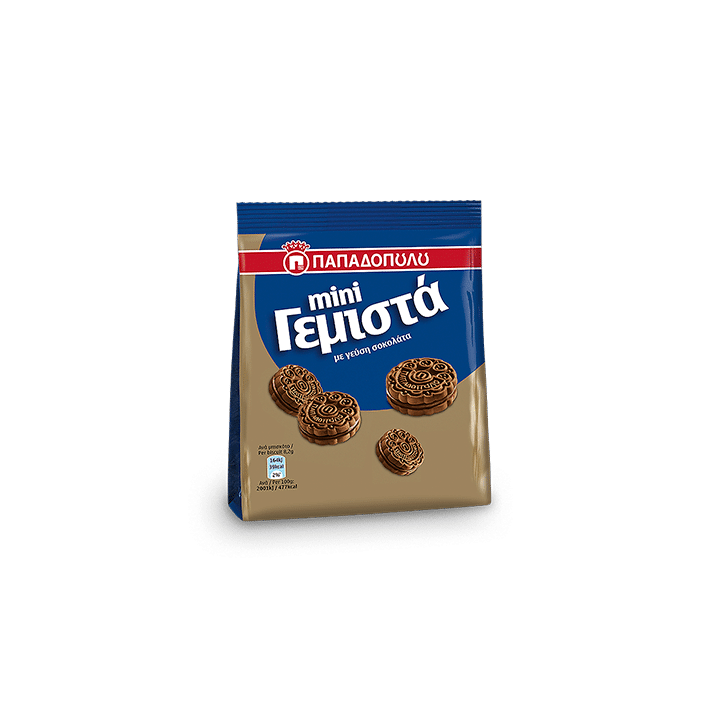 Product Image of Mini Γεμιστά με γεύση σοκολάτα