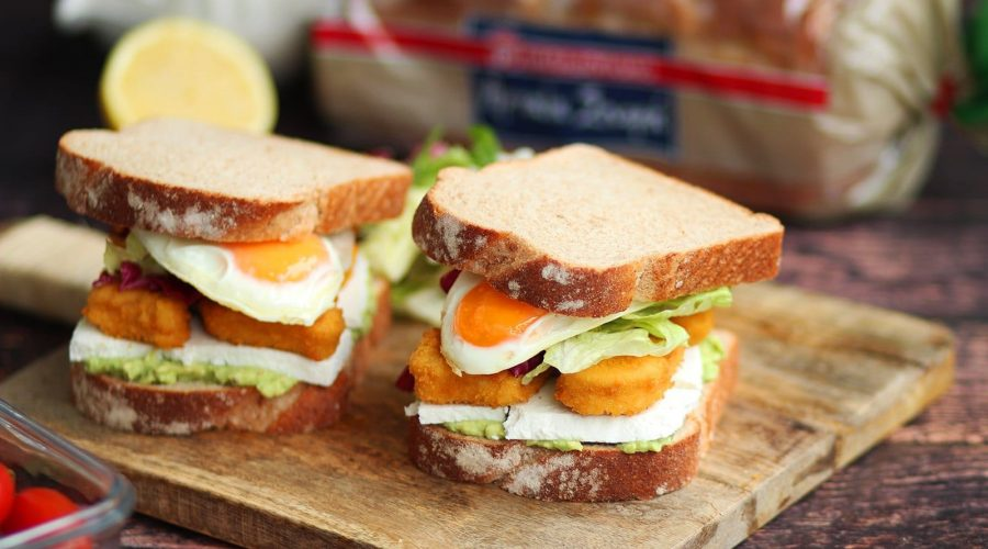 Top slider image for Brunch με Αρχαία Σπορά με δίκοκκο σιτάρι ολικής, αβοκάντο, κοτόπουλο και αυγό