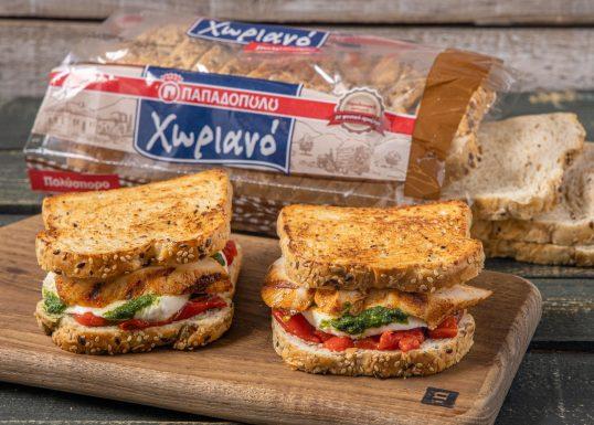 Image for Λαχταριστά σάντουιτς με εξαιρετικό ψωμί!