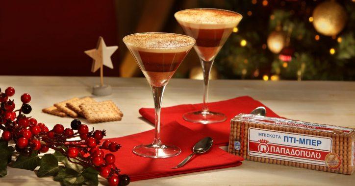 image for Trifle με Πτι Μπερ Παπαδοπούλου, καραμέλα βουτύρου & σοκολάτα