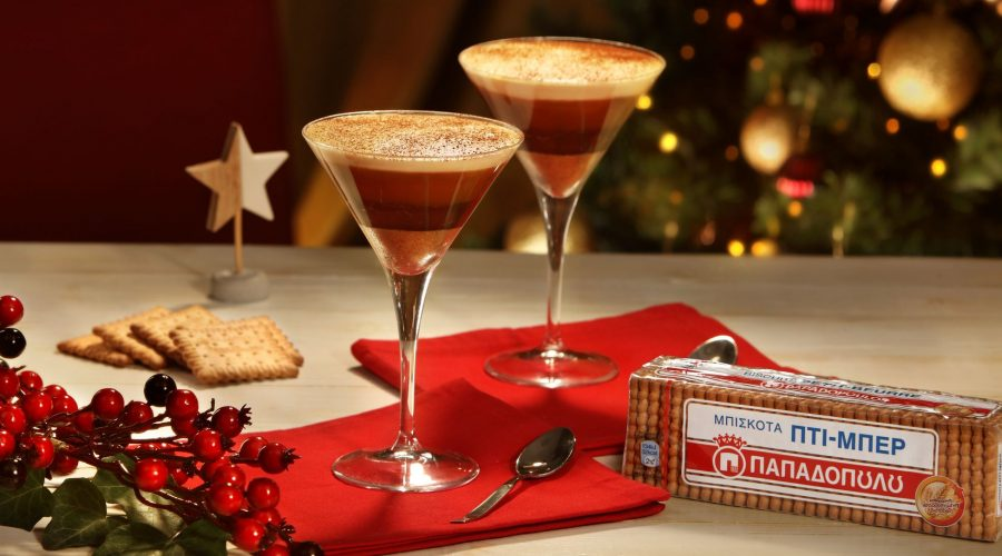 Top slider image for Trifle με Πτι Μπερ Παπαδοπούλου, καραμέλα βουτύρου & σοκολάτα