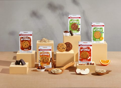 Featured image for Θέλεις ένα θρεπτικό σνακ; Δοκίμασε μπισκότα βρώμης!
