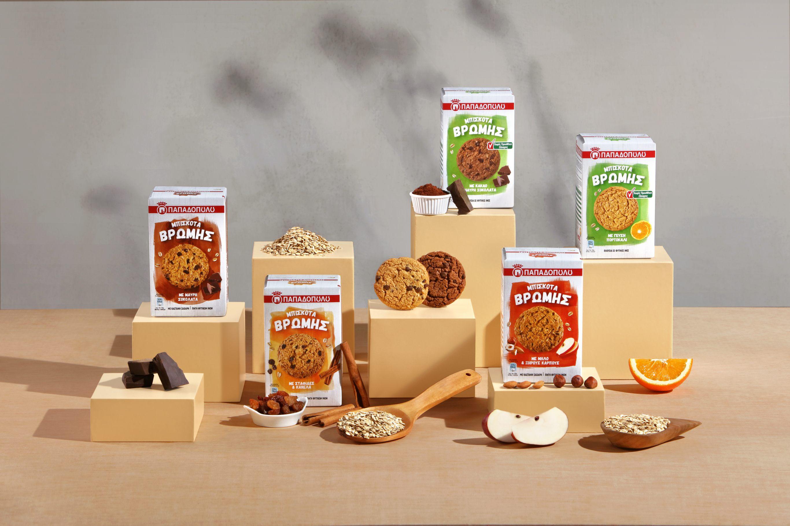 image for Θέλεις ένα θρεπτικό σνακ; Δοκίμασε μπισκότα βρώμης!