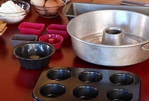 Image of Τα βασικά εργαλεία & υλικά ζαχαροπλαστικής