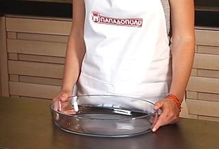 Image of Tip για ψήσιμο γλυκού στον φούρνο