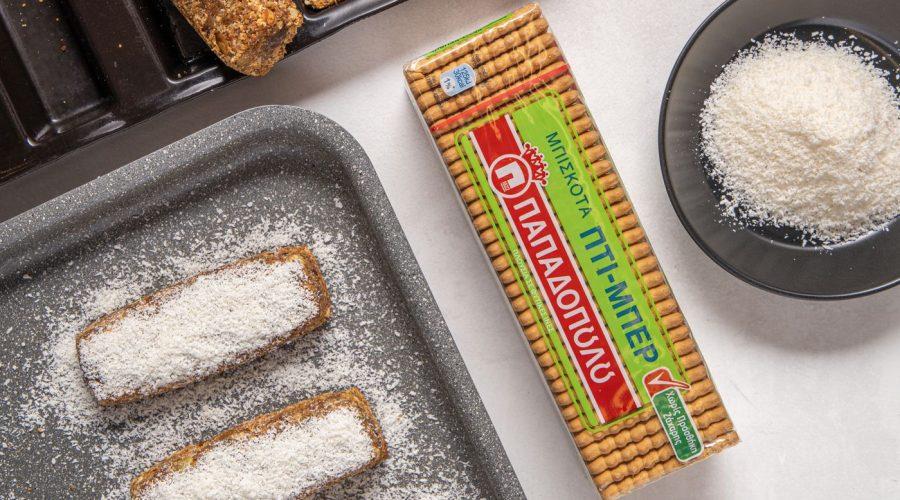 Top slider image for Energy bar με χουρμάδες και Πτι Μπερ Παπαδοπούλου χωρίς προσθήκη ζάχαρης