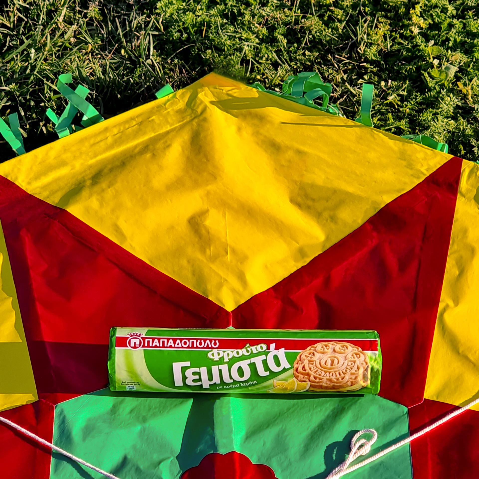 image for Φρουτεγιμιστά λεμόνι, το σνακ σου για δροσερή γεύση, στη βόλτα σου στην εξοχή!