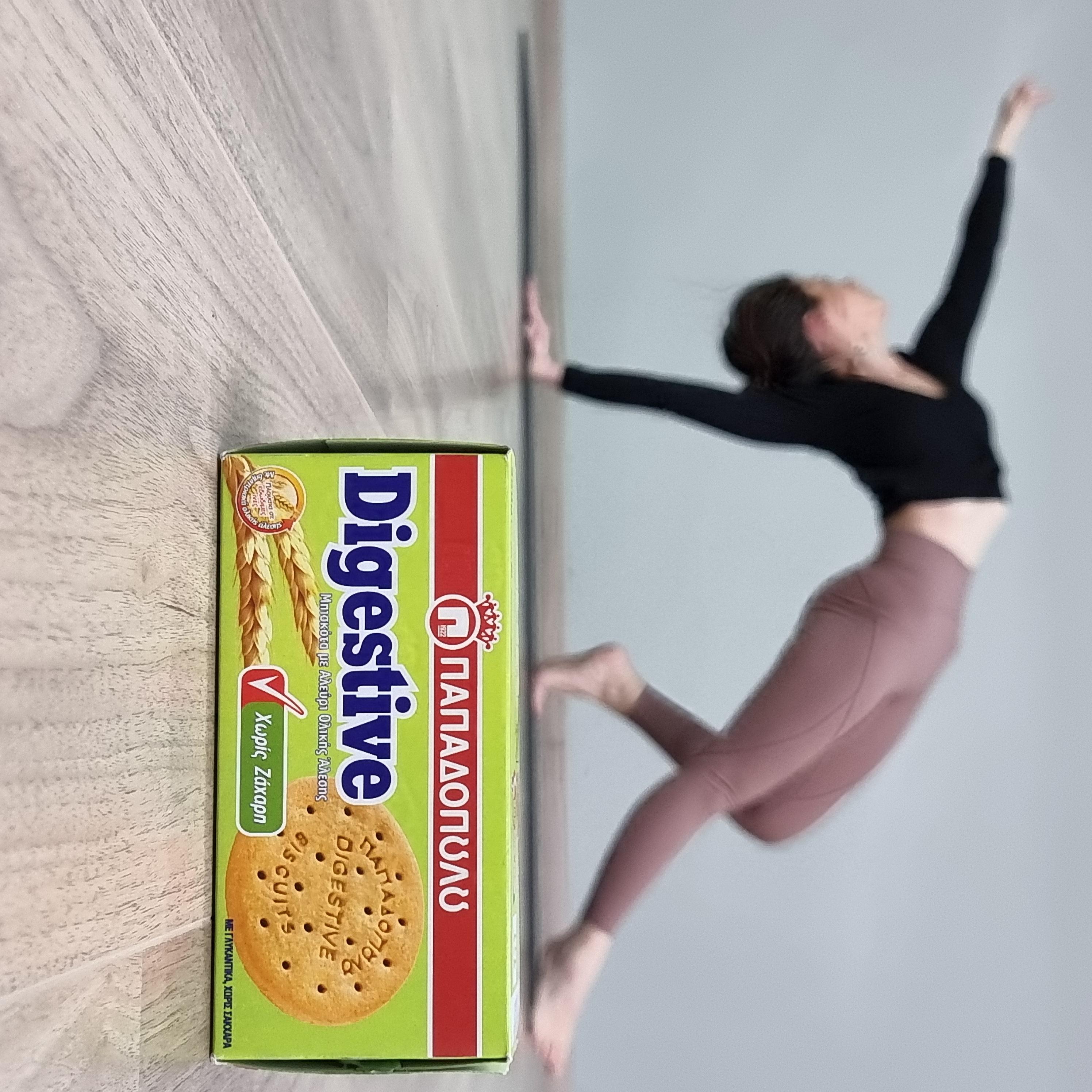 image for Digestive χωρίς ζάχαρη το ανάλαφρο σνακ σου μετά την προπόνηση!