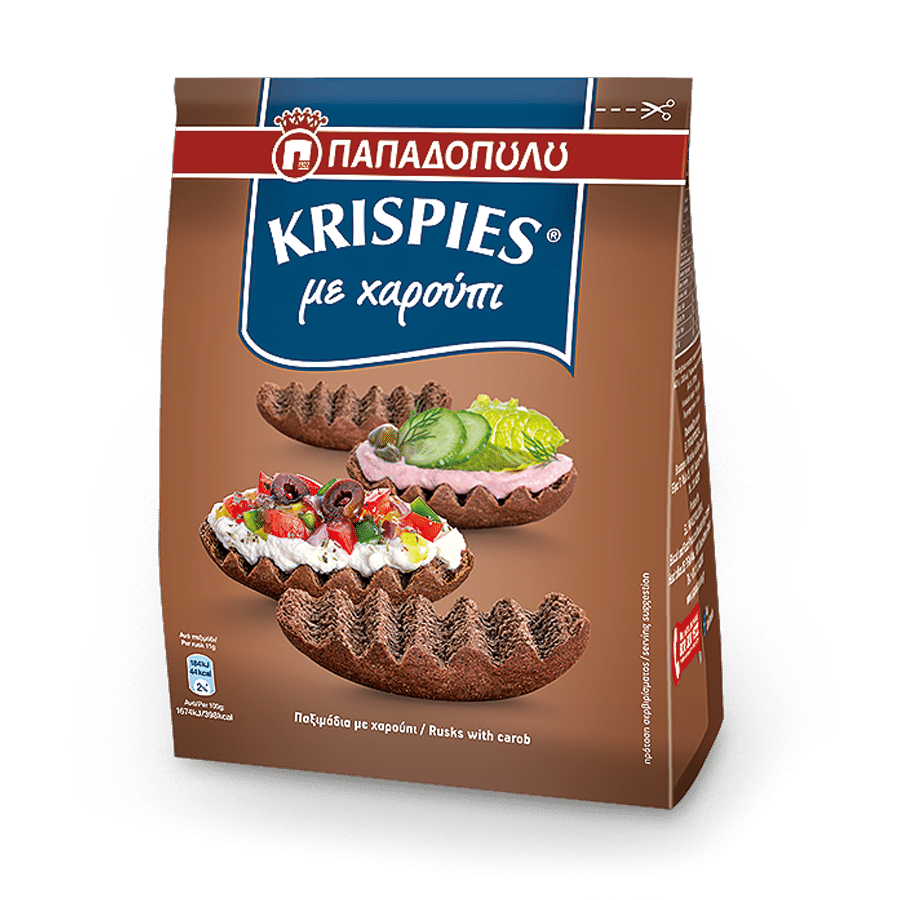 Image of KRISPIES with carob