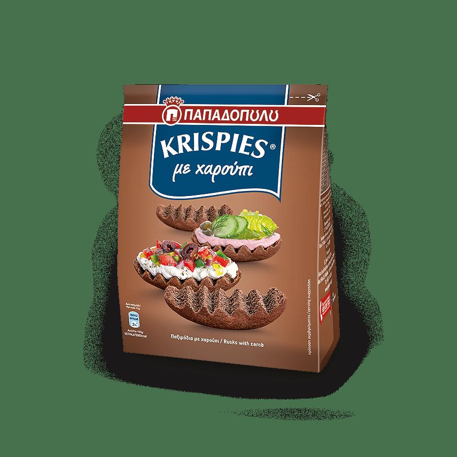 Krispies Χαρούπι 200 γρ.