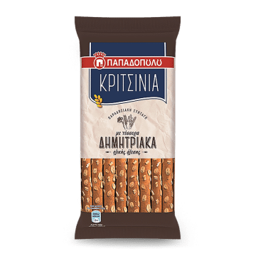 Image of Breadsticks with 4 wholegrain cereals