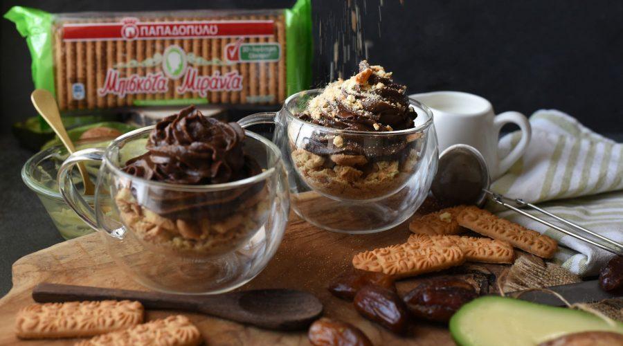 Top slider image for Trifle με Mιράντα με 30% λιγότερη ζάχαρη και μους αβοκάντο