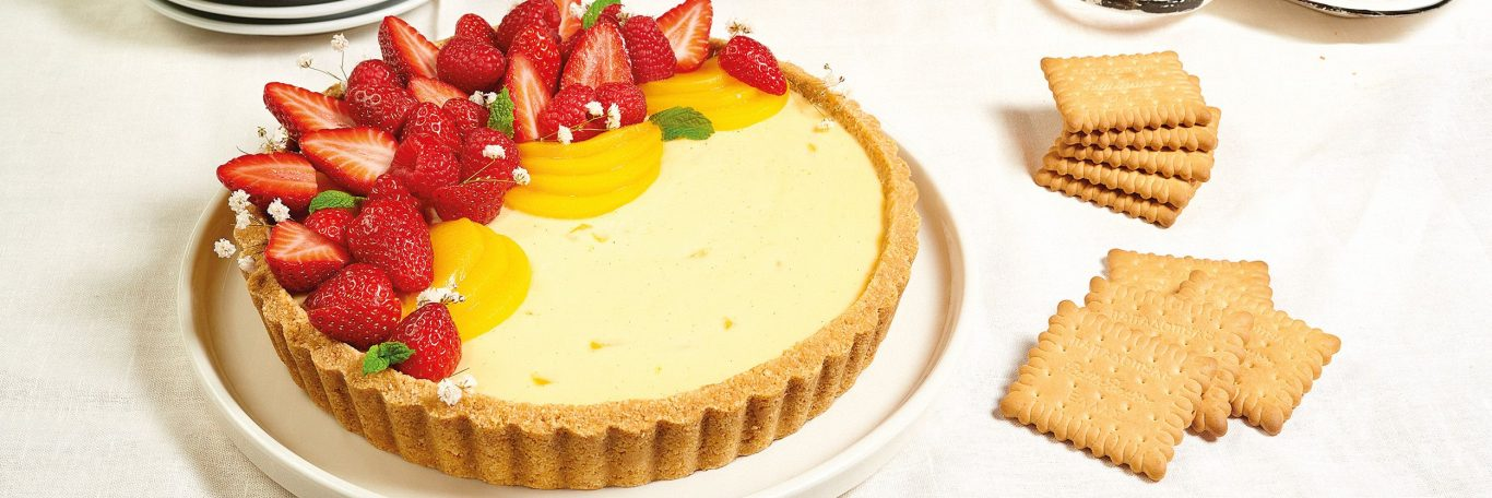 Top section image for Καλοκαιρινές συνταγές με Πτι Μπερ!