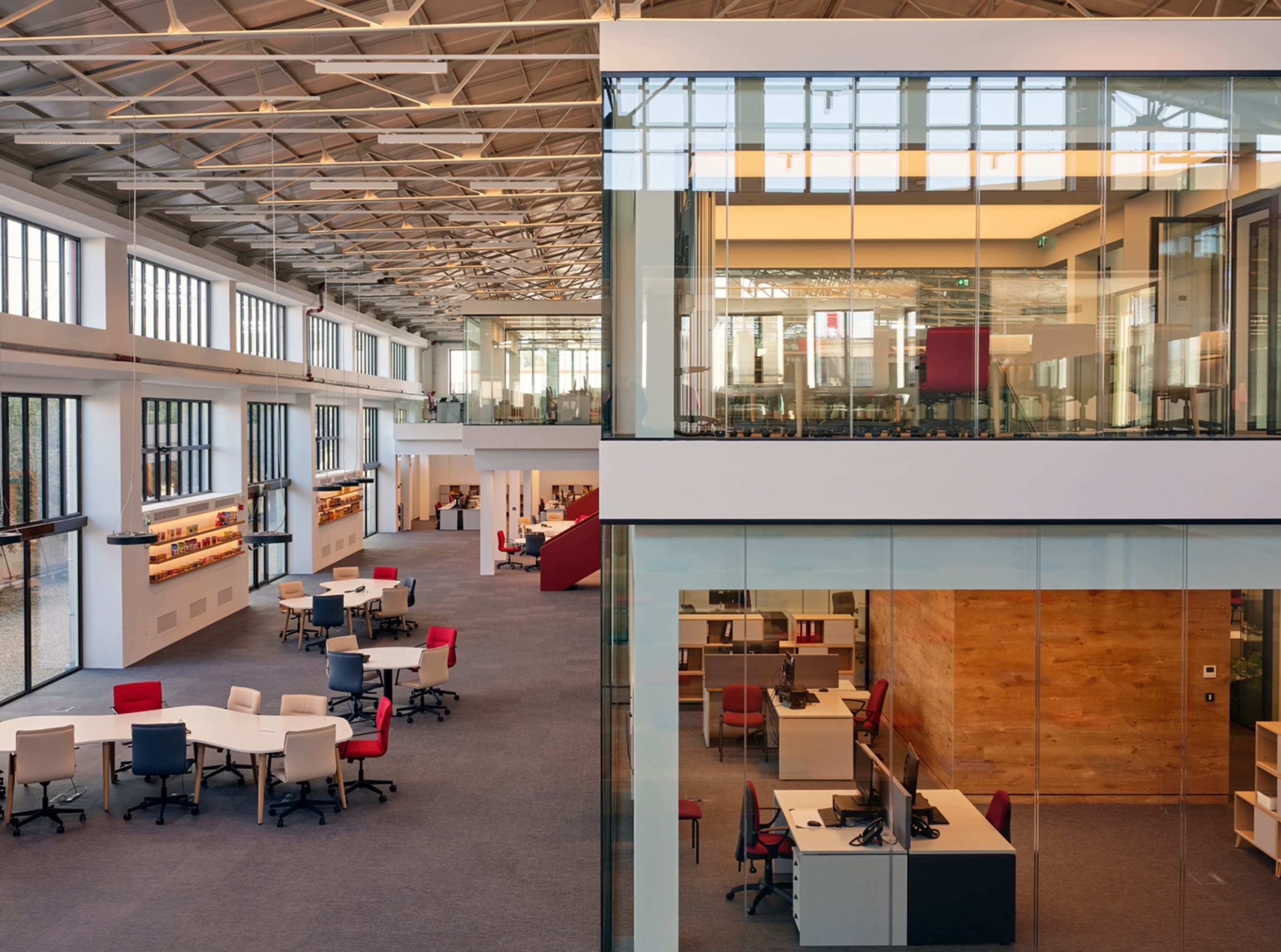 Featured image for Ένα σύγχρονο εργασιακό περιβάλλον