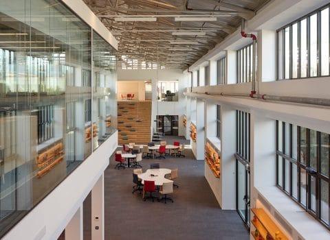 Featured image for Τα νέα γραφεία της εταιρείας μας σέβονται το περιβάλλον
