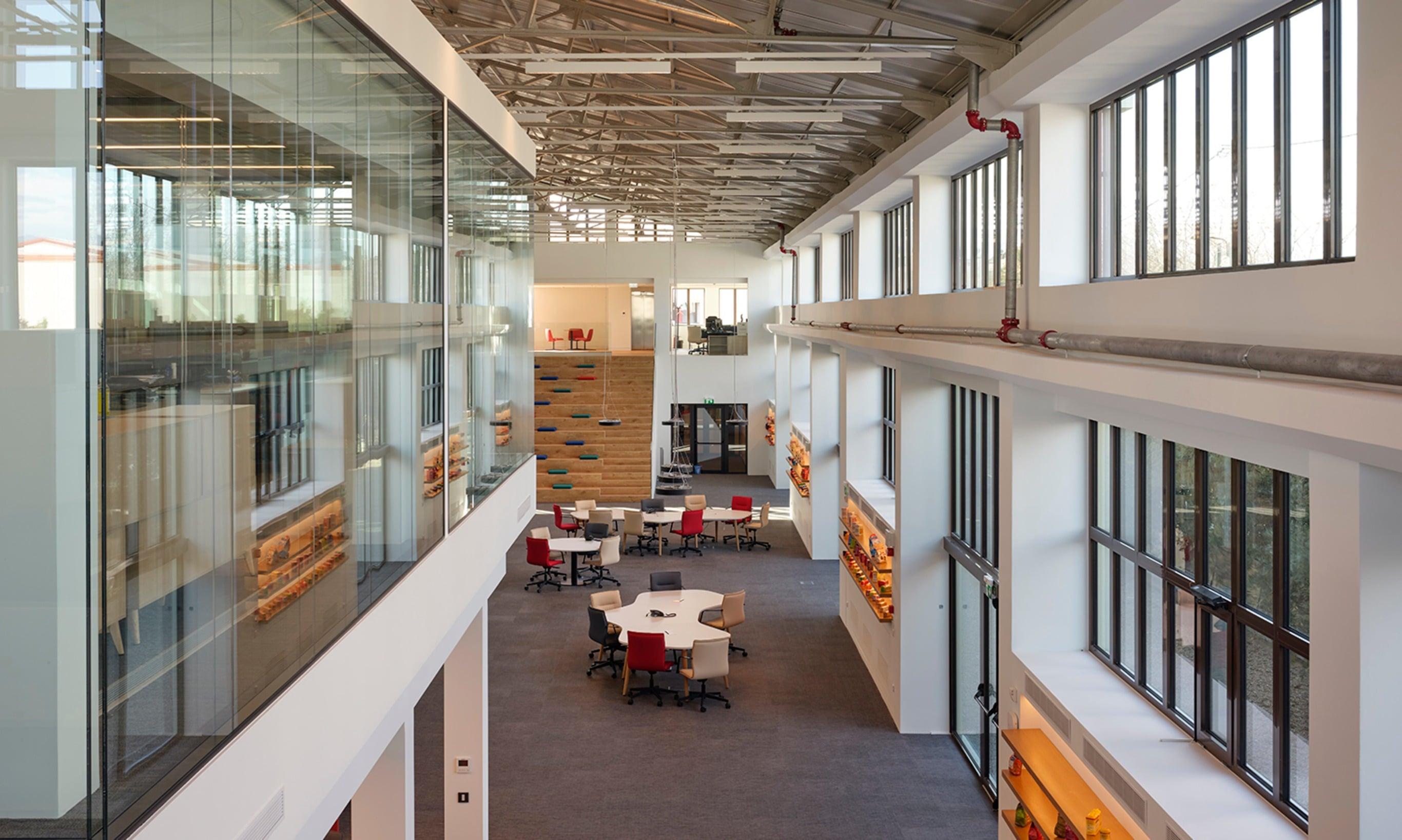 Image for Τα νέα γραφεία της εταιρείας μας σέβονται το περιβάλλον