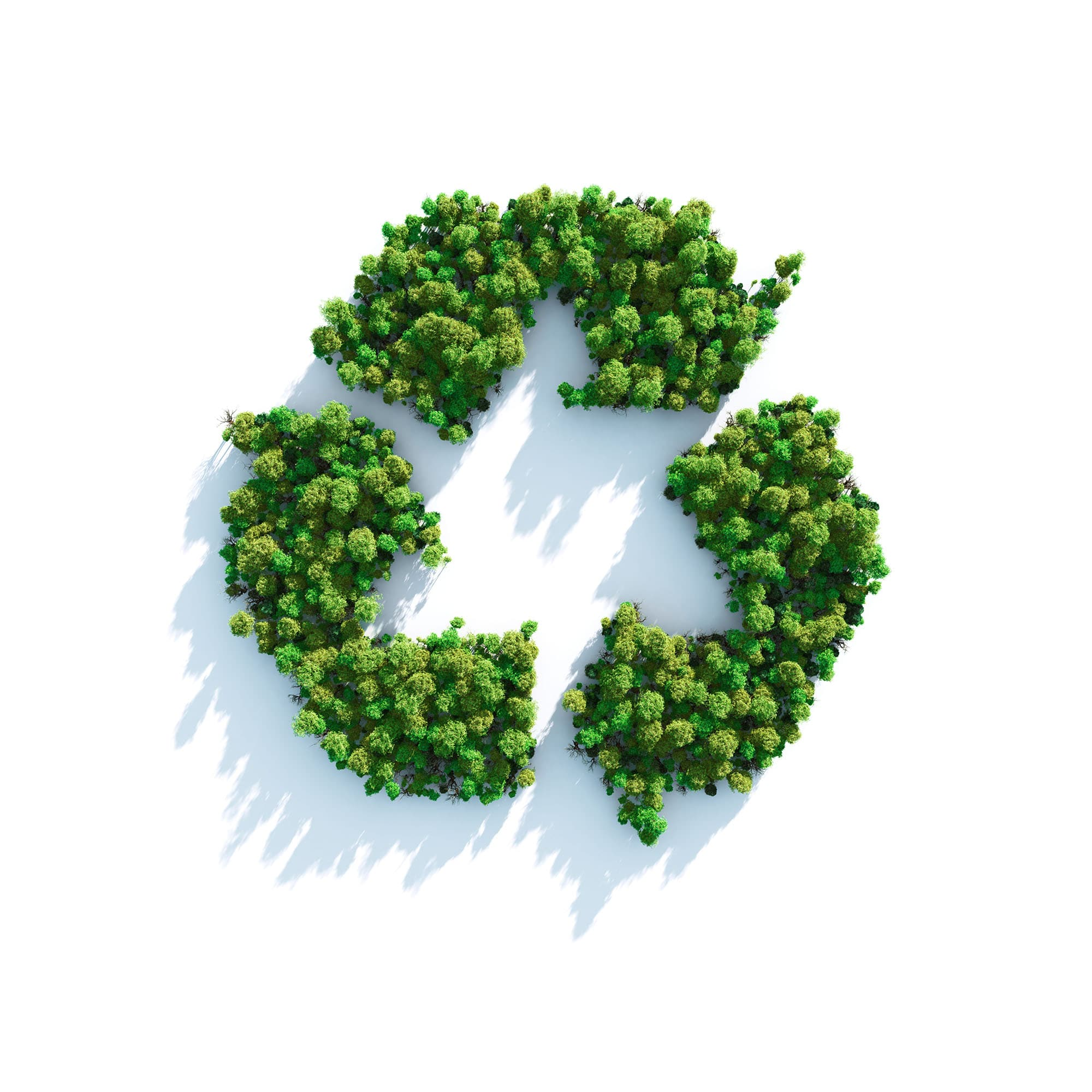 Recycling, our key strength