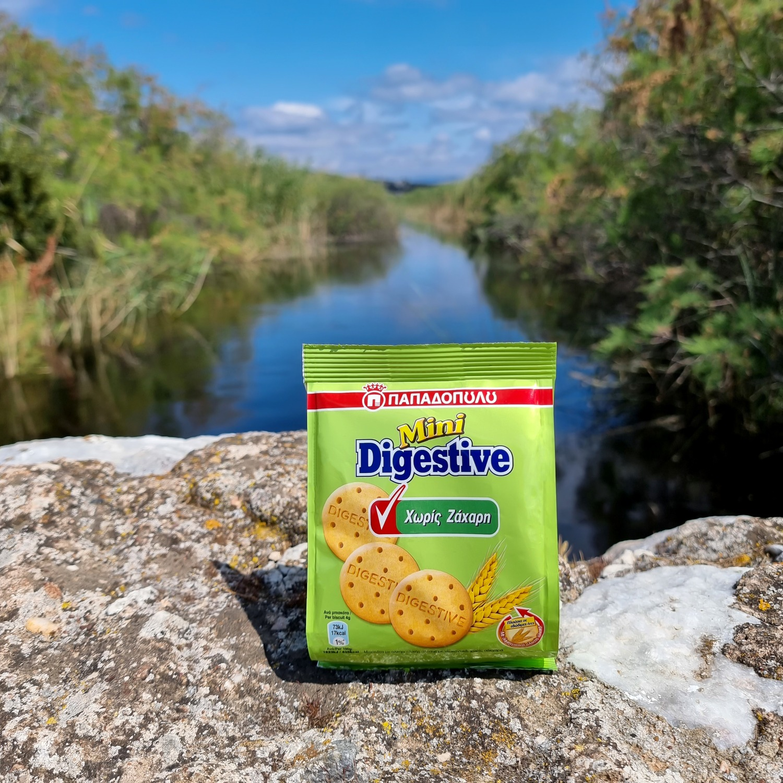 image for Mini Digestive χωρίς ζάχαρη. Γιατί όταν κάτι είναι καλό, καλύτερα να μας αρέσει κιόλας