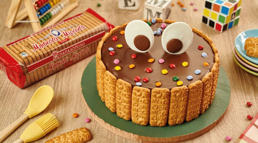Top slider image for Σοκολατένια τούρτα με μπισκότα Μιράντα