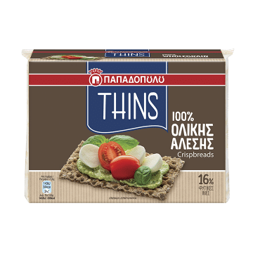 Image of THINS Classic & THINS Wholegrain